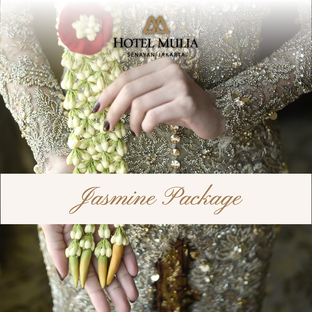 The Jasmine Wedding Package