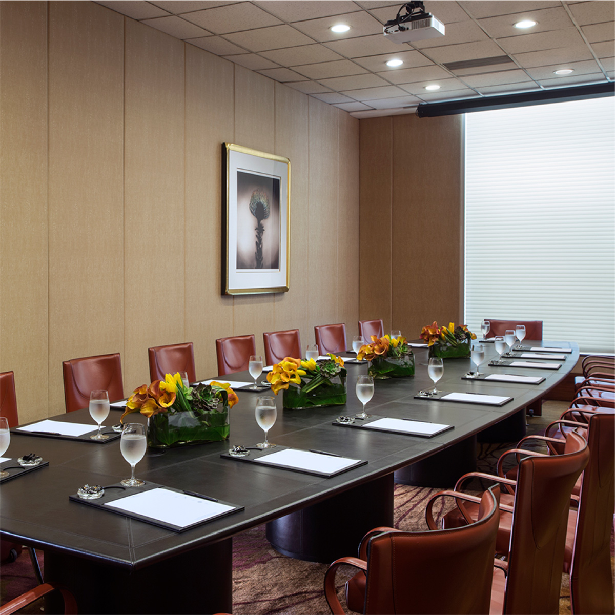 Exquisite Meeting Rooms