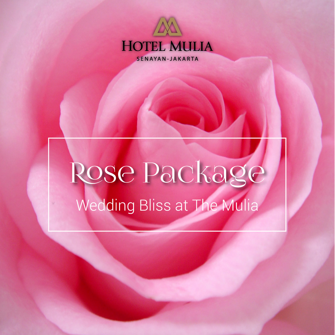 The Rose Wedding Package