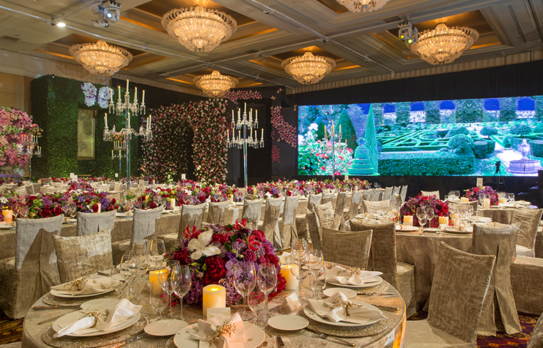 Wedding Venue Mulia Jakarta